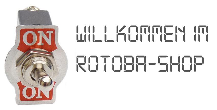 Willkommen im rotoba-Shop.